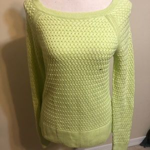 NWOT American Eagle cable knit sweater